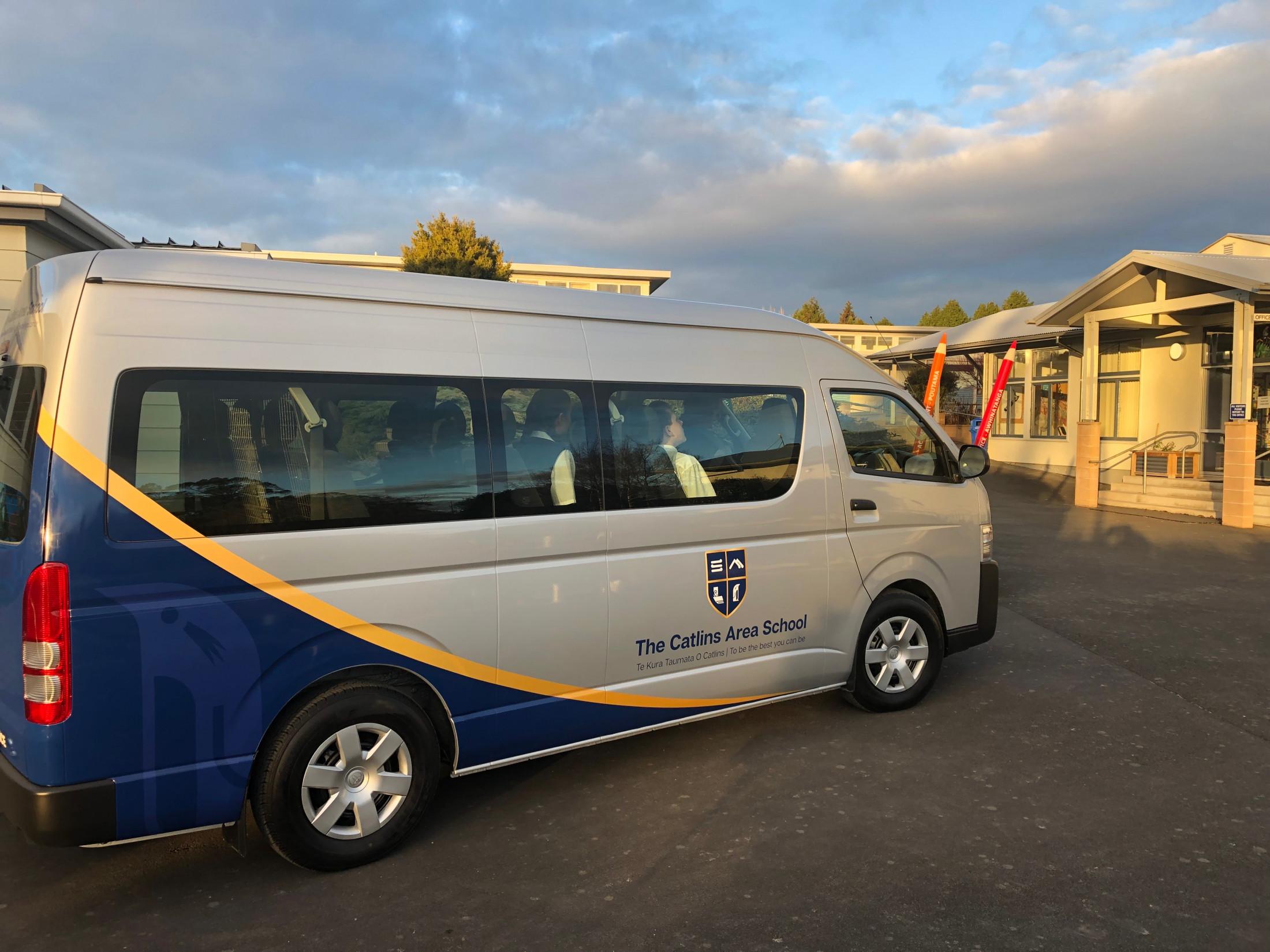TCAS Van Costs