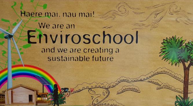 Enviroschools Hui