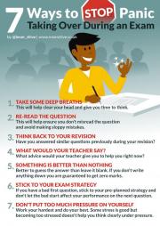 7 Way Stop Panic