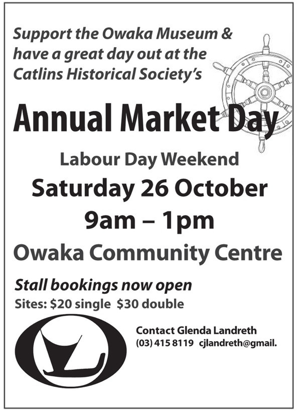 Market Day Poster 2019 100 21cm