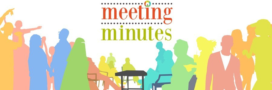 Home & School Meeting Minutes