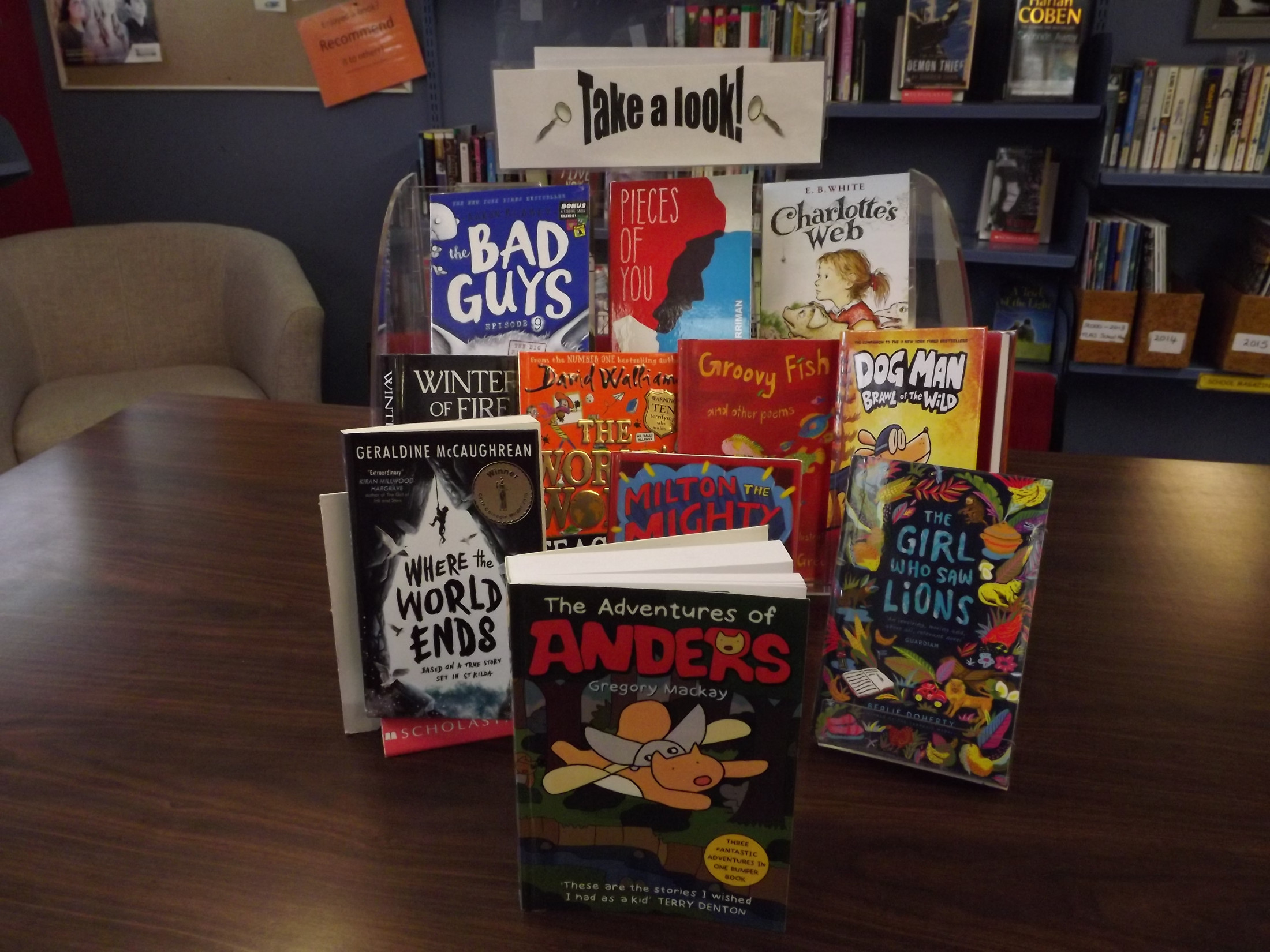 New Library Books 2