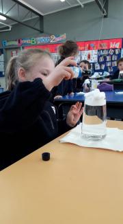 Science in Room 1 & 2