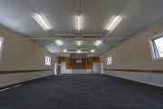 Completion of Hall Renovations