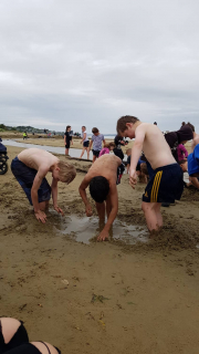 Junior Beach Day