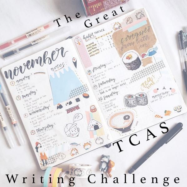 Summer Writing Challenge