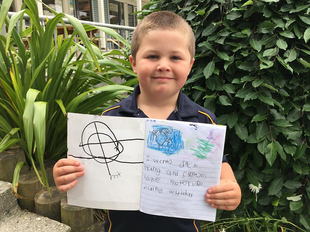 William's Summertime Journal