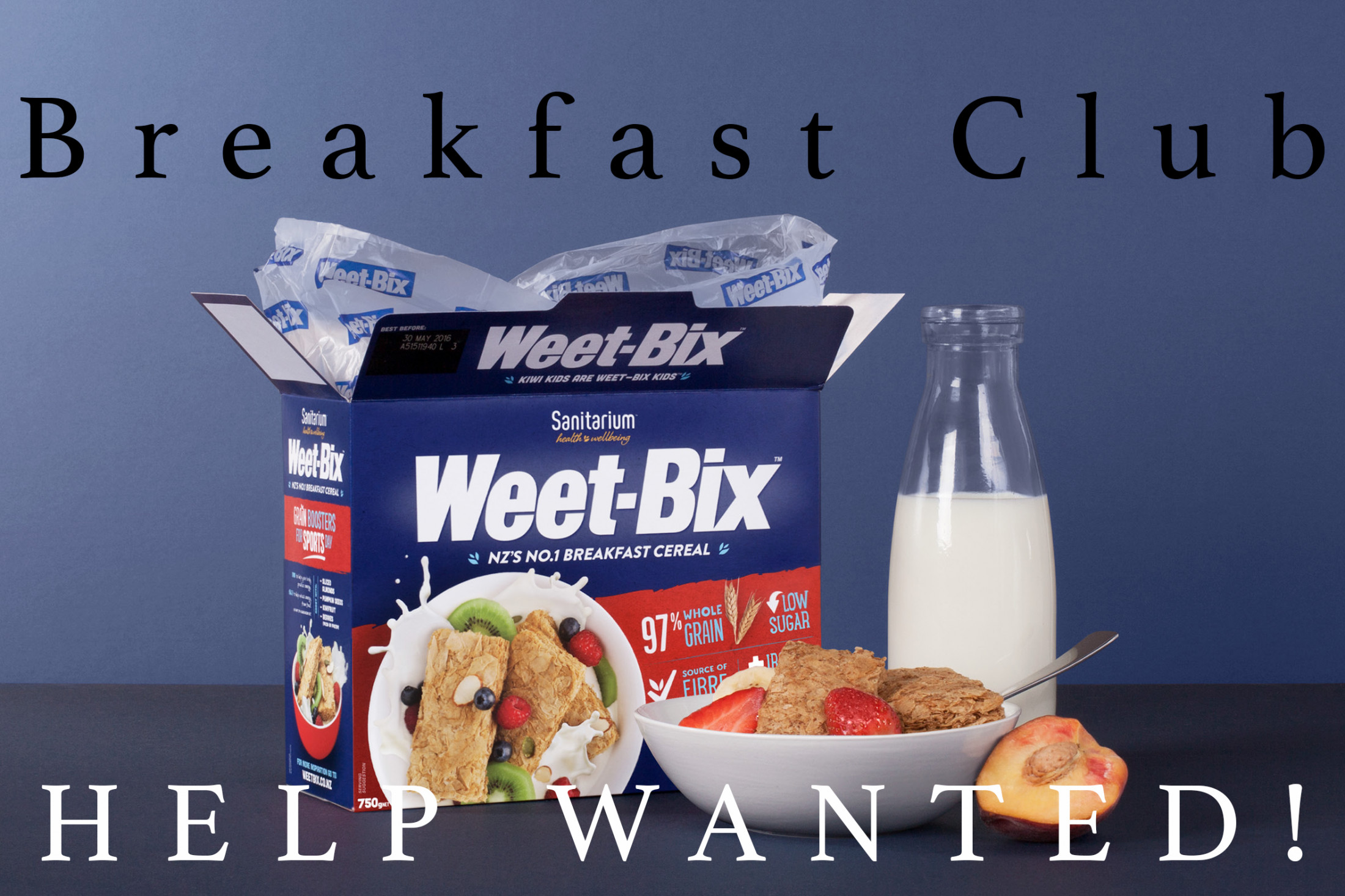 Breakfast Club Help
