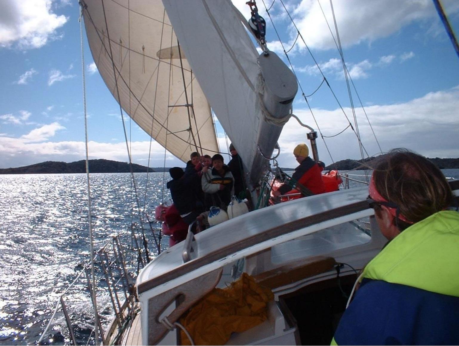 Year 11/12 Stewart Island Dayskipper Certificate Course & Voyage