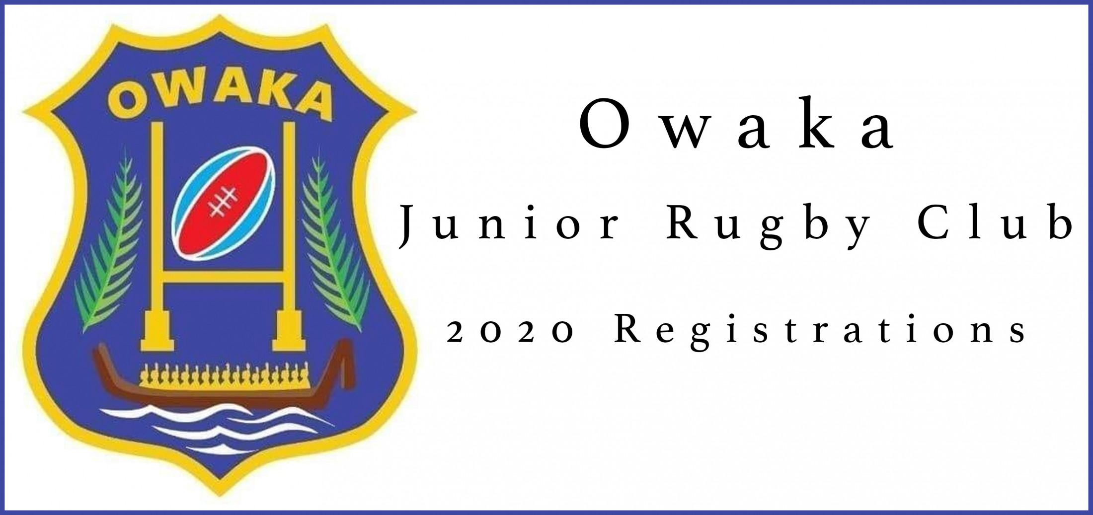 Owaka Junior Rugby
