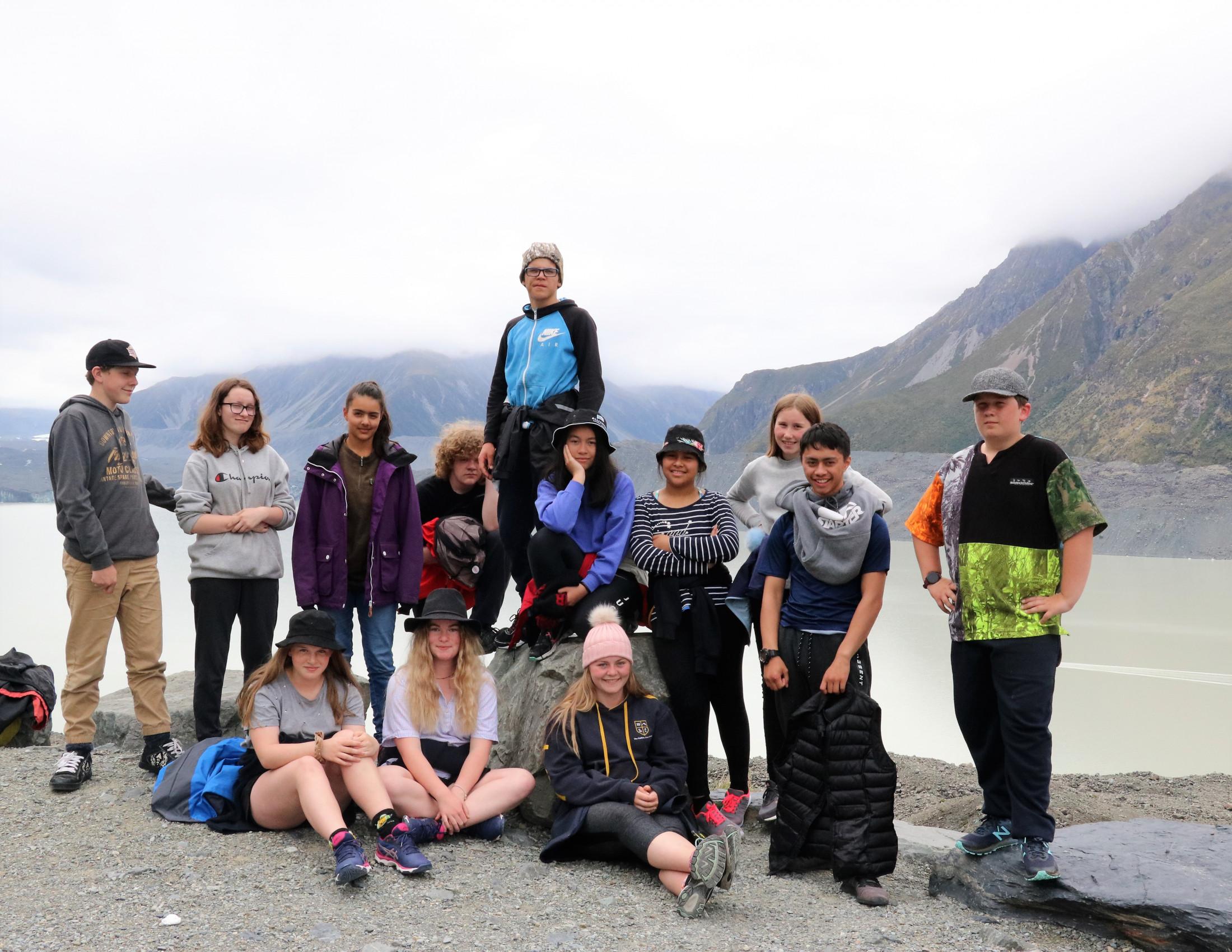 Year 10 Camp to Twizel