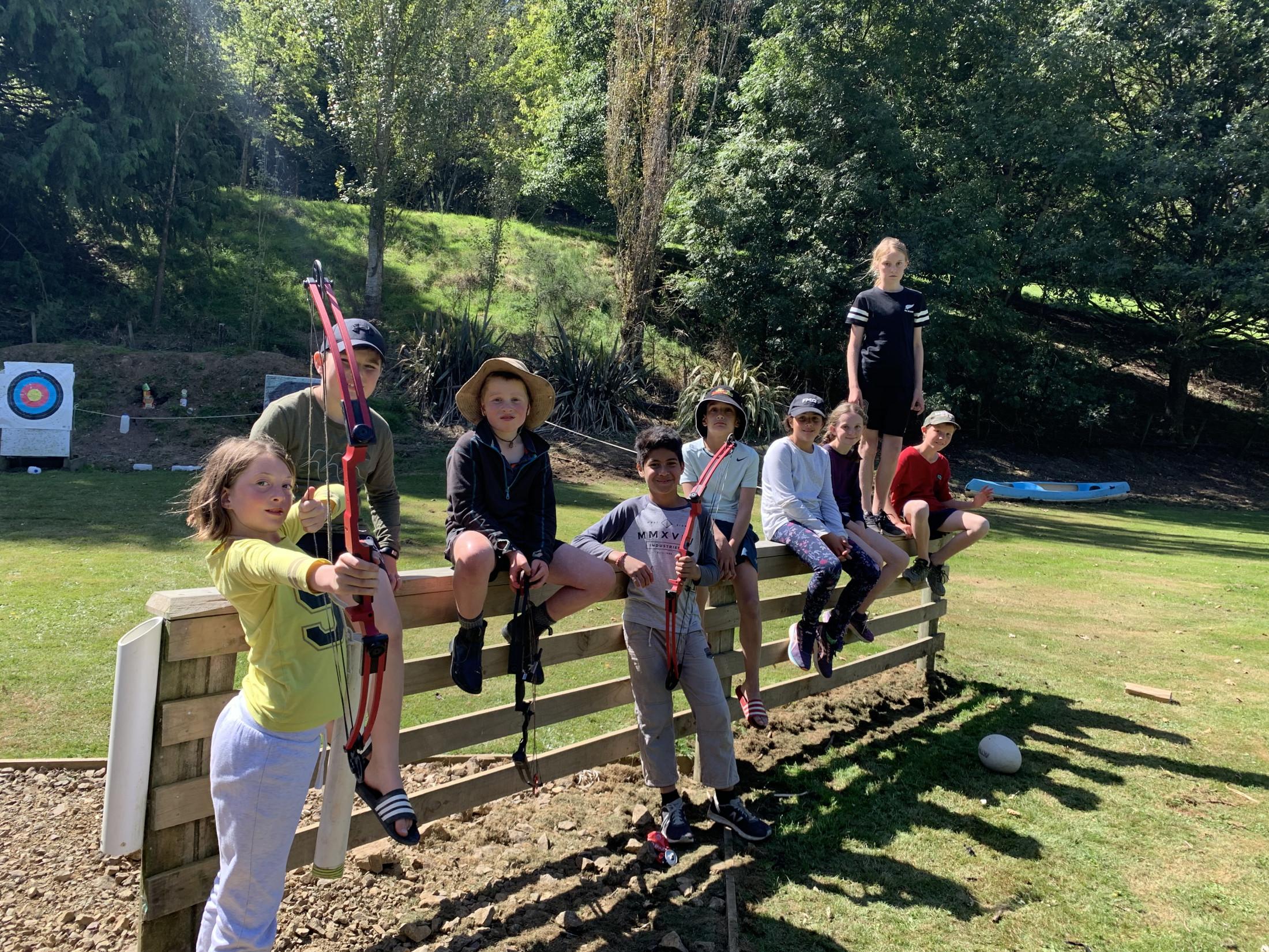 Year 5-7 Camp Columba