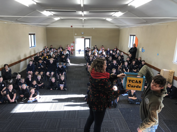 End of Term 2 Assembly