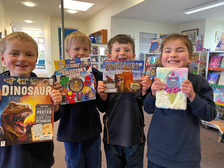 Book Fair and Library News