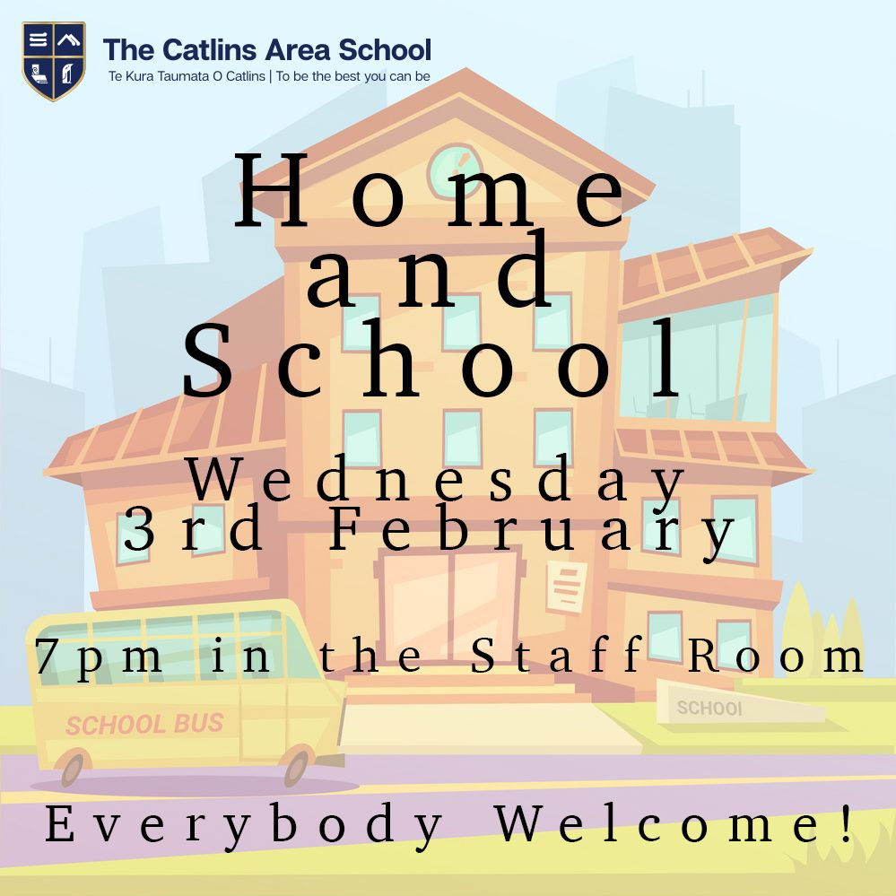 Home And School Feb3