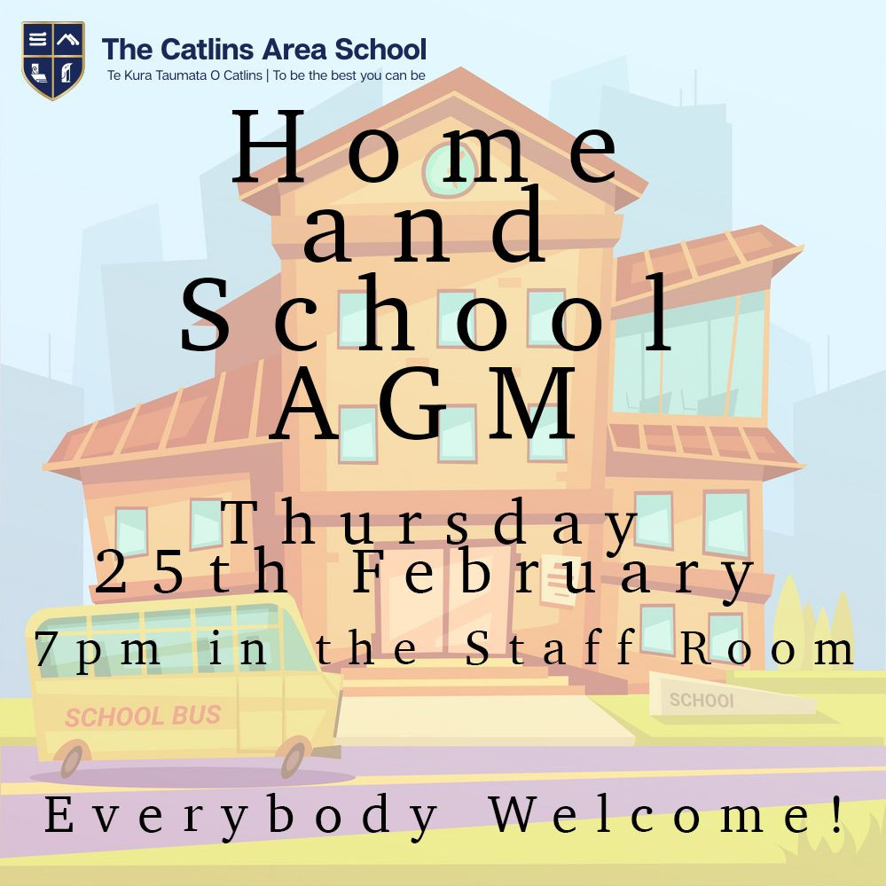 Home And School Feb25