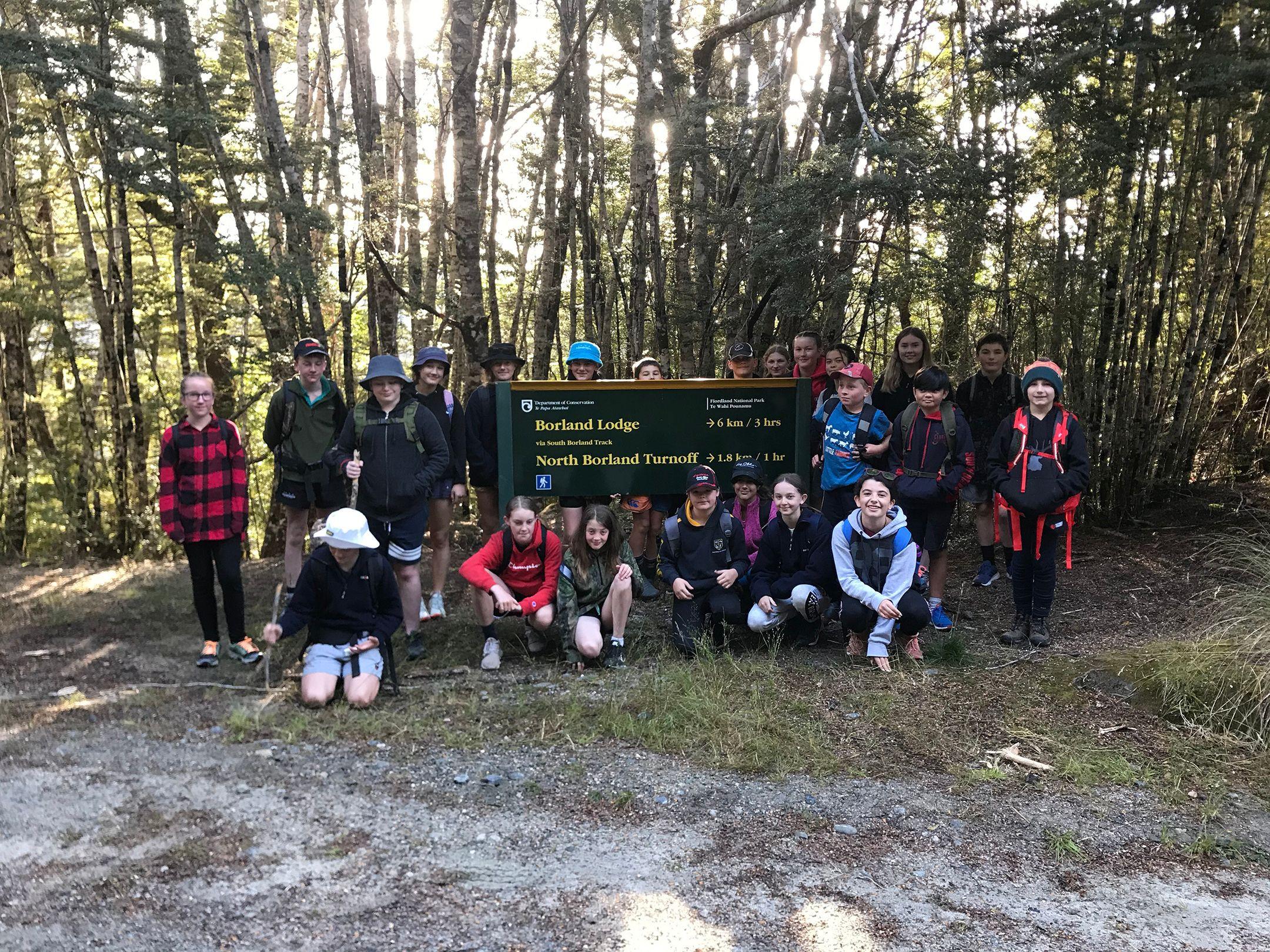 Year 8-10 Camp at Borland Lodge