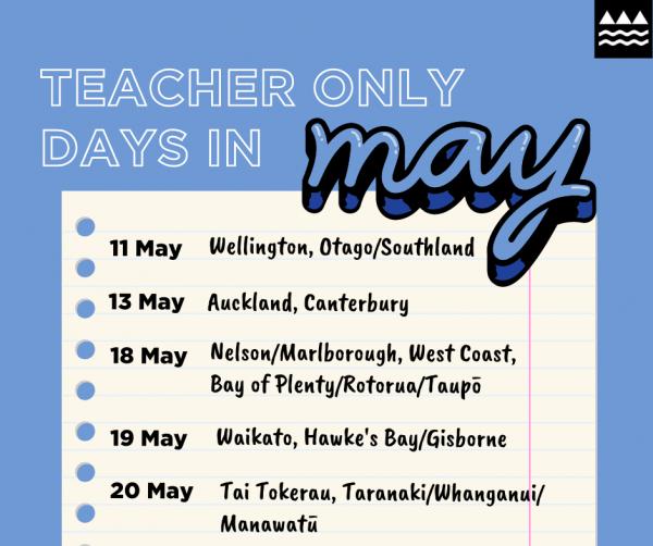 Teacher Only Day