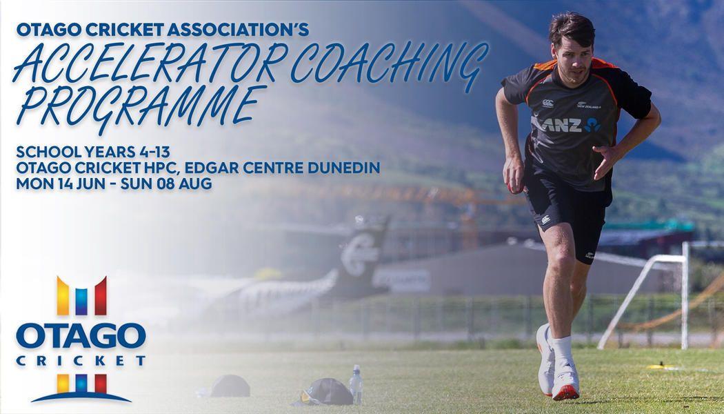 Otago Cricket Coaching